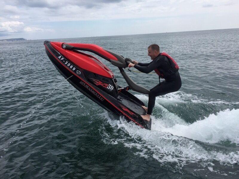 Seadoo 3d Di Jet Ski Bike Sit Or Stand In Bournemouth Dorset