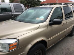 2006 Chevrolet Uplander Minivan, Van 1000$