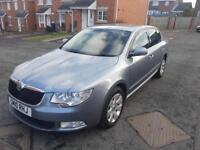 Skoda Superb 1.9TDI PD S 2010 excellent condition