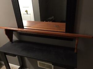 Wooden shelf Kitchener / Waterloo Kitchener Area image 1