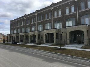 Stunning open concept townhouse for rent