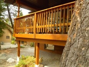 New Pine Pickets for Deck Railing - Approx. 150