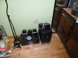 tv theater stereo system