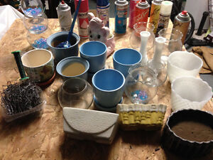 Arts & Crafts - Floral arranging supplies Cambridge Kitchener Area image 4