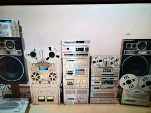 $$$$ VINTAGE STEREO EQUIPMENT WANTED $$$$