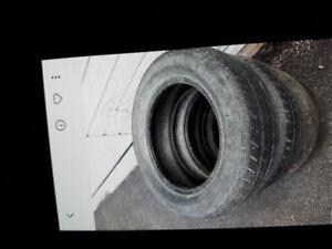4 M & S Tires for sale