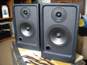 Polk Audio S4 Bookshelf Speakers