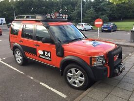 Landrover discover 3 2008 G4 wanted