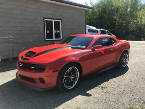 2010 camaro SS Supercharged
