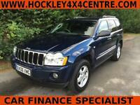 2006 JEEP GRAND CHEROKEE 3.0 CRD V6 AUTOMATIC LIMITED TURBO DIESEL 4X4