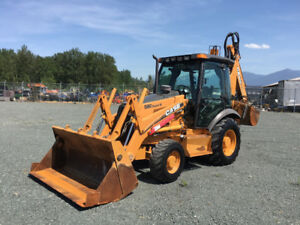 2004 Case 580 Super M BackHoe
