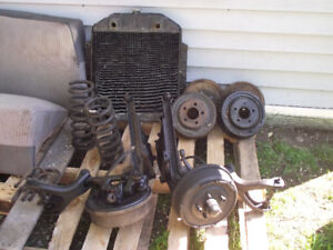 1951 Ford Meteor Parts