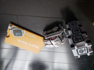 Barely used Cozmo the robot
