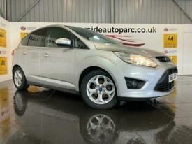 image for 2013 Ford C-MAX 1.0 ZETEC 5d 124 BHP MPV Petrol Manual