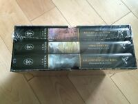 Lord of the Rings hardcover box set
