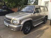 ISUZU TROOPER CITATION 3.0 DIESEL low miles