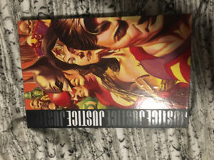 Absolute Justice Graphic Novel!