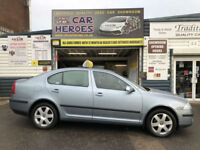 2006 SKODA OCTAVIA 1.9 TDI ELEGANCE 5 DOOR HATCHBACK ( AA ) WARRANTED INCLUDED