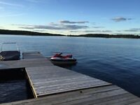 Kenora Waterfront Cottage Rental