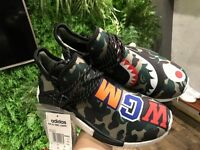 Adidas PHARRELL WILLIAMS HU RACE NMD HUMAN RACE RED
