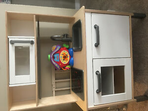 SALE: Girl's room furniture and toys- IKEA kitchen SOLD
