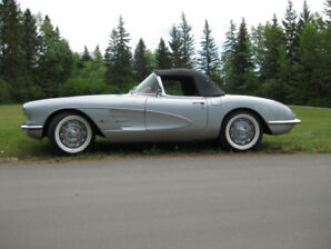 1959 Fuel Injection Corvette