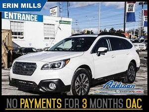 2015 Subaru Outback 3.6R Limited w/Tech Package