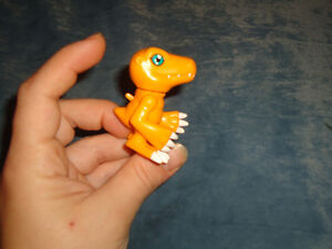 "Moving Action figure  ""Agumon""   from Digimon Kingston Kingston Area image 6"