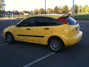 2003 Ford Focus certified and e tested Hatchback
