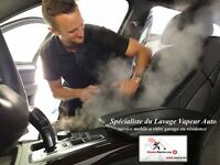 Nettoyage Auto,Bateau,VR Steam cleaning Automobile