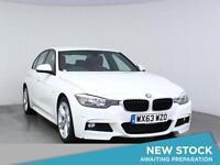 2013 BMW 3 SERIES 318d M Sport 4dr