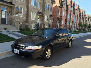 1999 Honda Accord DX Sedan