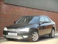 2006 Ford Mondeo 2.2TDCi 155 ( SIV ) Diesel Ghia X