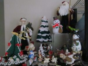 Assorted Christmas Decoration $1 to $10 each