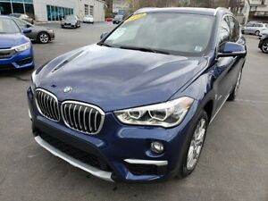 2018 BMW X1 xDrive28i / AWD / Leather