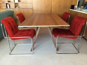 Retro/vintage dining or accent chairs