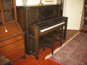 Mason & Risch Upright Arts & Crafts Piano