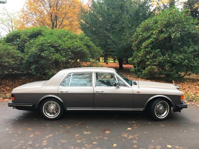 1982 Rolls Royce Silver Spirit 6 8 Auto We Are A Family Business Est 1996