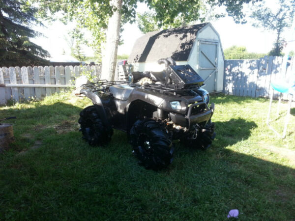 Used 2007 Kawasaki Brute Force