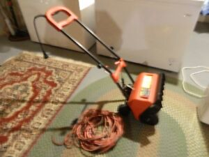 Electric Snow Shovel  with electric cord