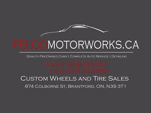 FULL AUTOMOTIVE SERVICE | AC REPAIR | BRAKES | TIRES