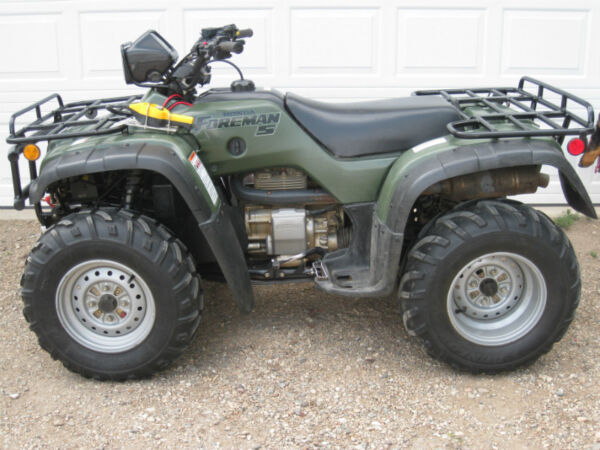 Used 2003 Honda Forman S