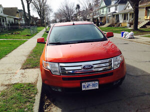 2008 Ford Edge SEL SUV, AWD Safety & E-test 188000 km Windsor Region Ontario image 1