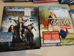 18 Like New DVD's, Blu Ray's and 4 DVD Full Episode Sets Kitchener / Waterloo Kitchener Area image 5