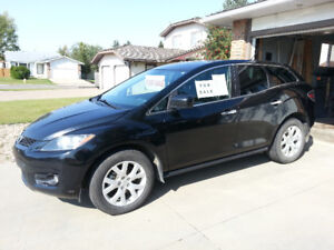 2007 Mazda CX7  Moving, must sell, price reduced.