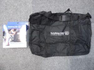 Car Seat or Booster seat Travel Bag - Waterproof - New