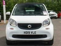 2019 smart fortwo Smart Fortwo Coupe 1.0 Passion 2dr Auto Coupe Petrol Automatic