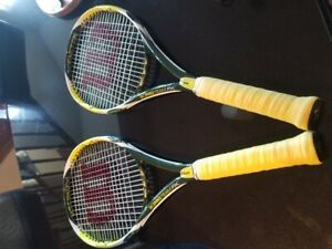 Tennis Racquets & Equipment