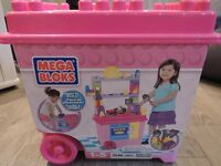 Mega Bloks - Cuisinette (construire et créer) - NEUF