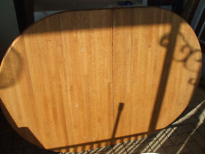 """1 3/4"""" THICK OAK TABLE TOP"""
